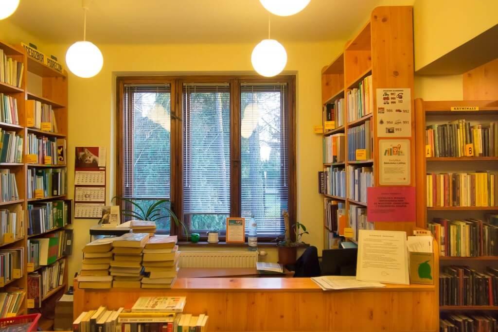 Podgórska Biblioteka Publiczna Filia nr 5. Biblioteka w Swoszowicach