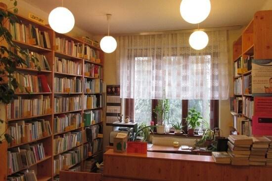 Podgórska Biblioteka-Publiczna Filia nr 5 Biblioteka w Krakowie Swoszowicach / fot. arch. PBP