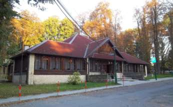 Restauracja Parkowa w Swoszowicach / fot. Elżbieta Ćwik