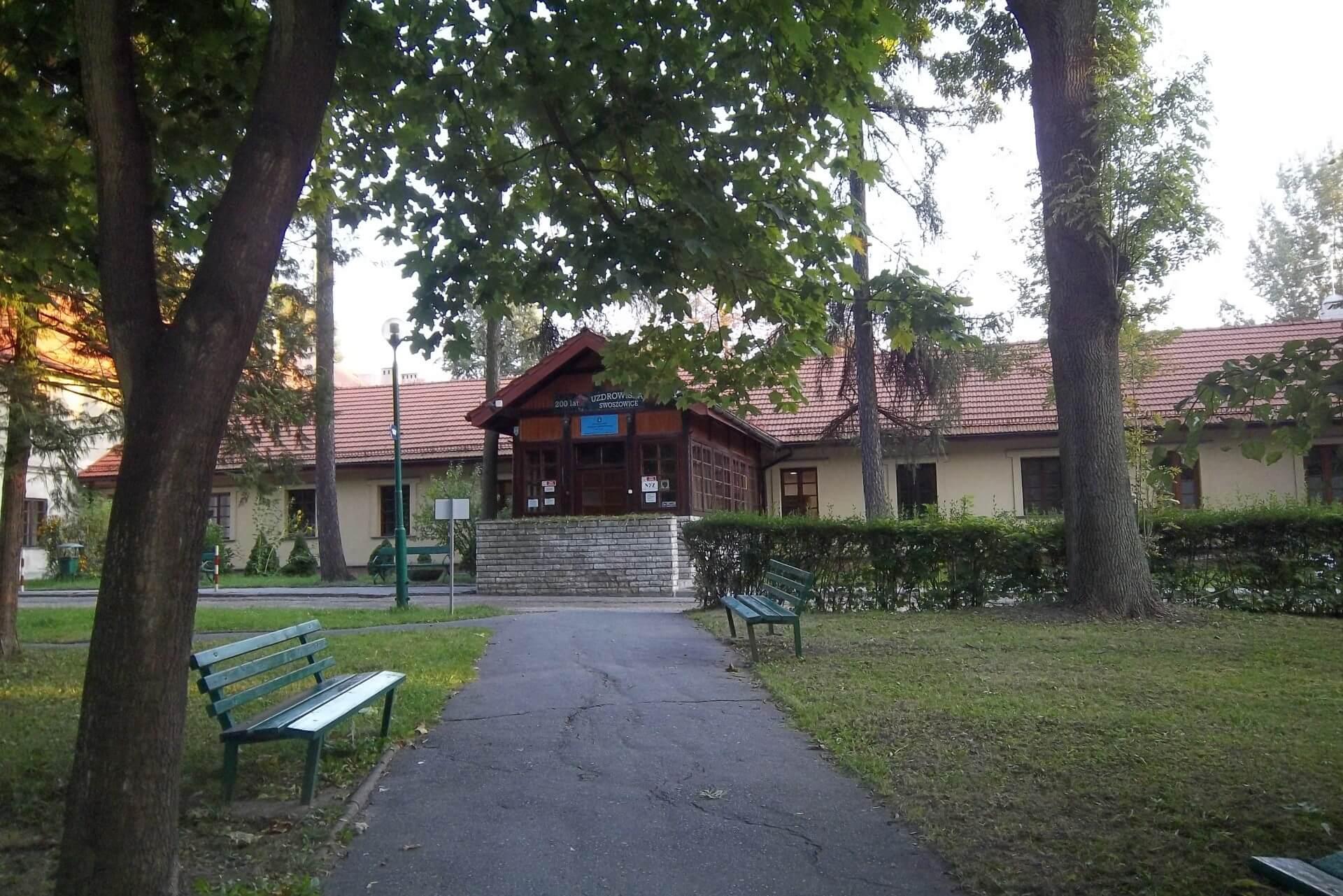 Plan rozwoju dla osiedla Uzdrowisko Swoszowice / fot. Elżbieta Ćwik