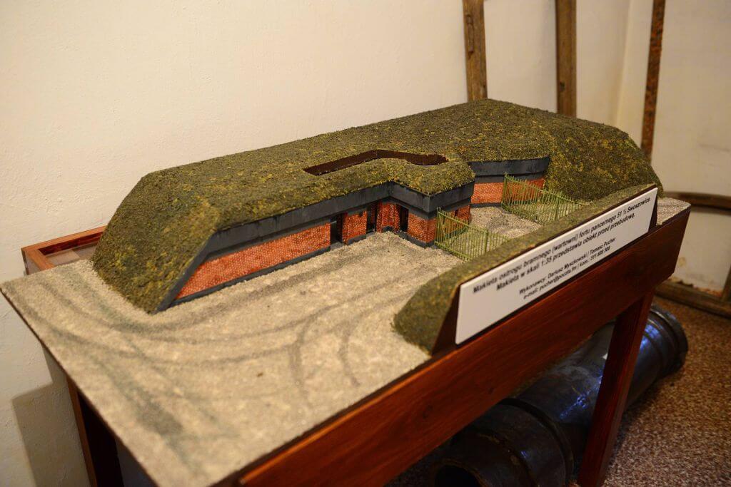 Aktualna ekspozycja w Muzeum Spraw Wojskowych / fot. Bartosz Cichoń