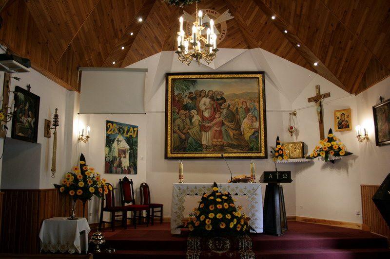 Parafia Opatrzności Bożej Kraków Swoszowice / fot. Antoni Lembas