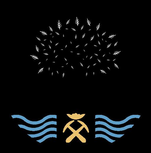 Swoszowice logo. Stowarzyszenie zwykłe Siarczane korzenie Swoszowic