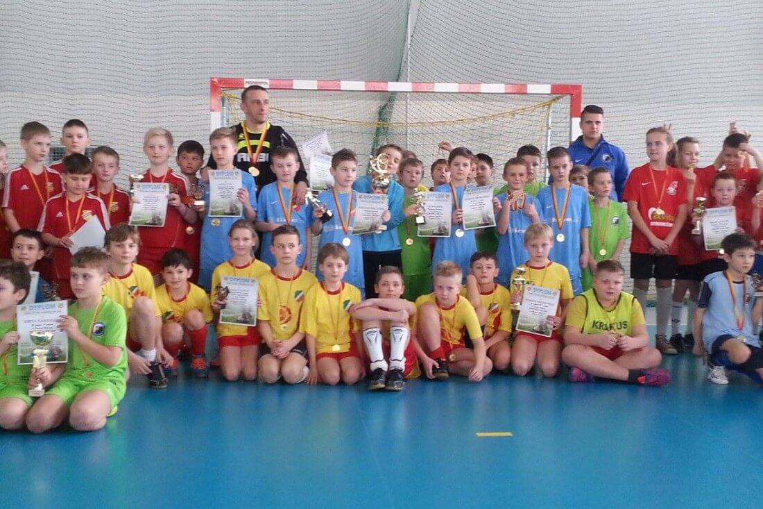 """Turniej Orlików Sankowia CUP 2016 / fot. arch. WLKS """"Krakus"""""""