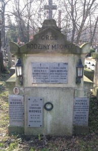 Grobowiec rodziny Mrowec. Historia rodziny fundatora szkoły w Swoszowicach