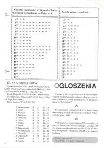 Informator Swoszowicki. Numer drugi, strona 4.