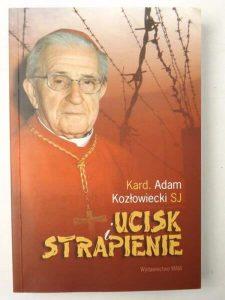 """Okładka książki """"Ucisk i strapienie"""" / fot. arch. prywatne"""