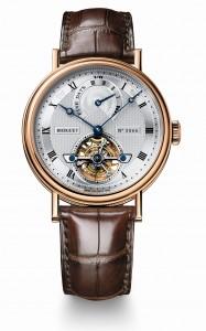 Zegarek ręczny z mechanizmem tourbillon. Witold Wesołowski - opowieści o czasie