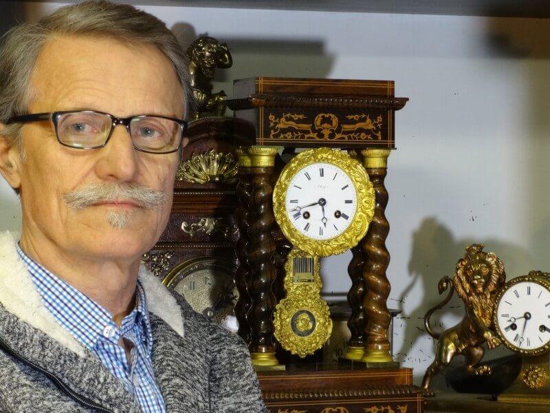 """Witold Wesołowski - """"Człowiek w sieci czasu"""""""