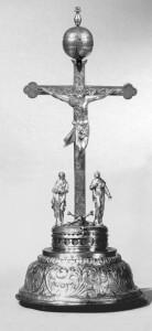Zegar religijny tzw. pasyjka / fot. arch. autora