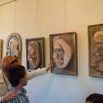 Polskie Madonny - wystawa Jacka Ożoga