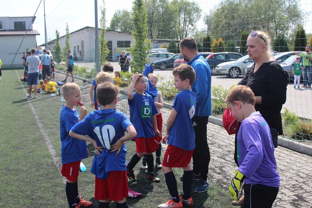 WLKS Krakus zawody Deichmanna piłka nożna