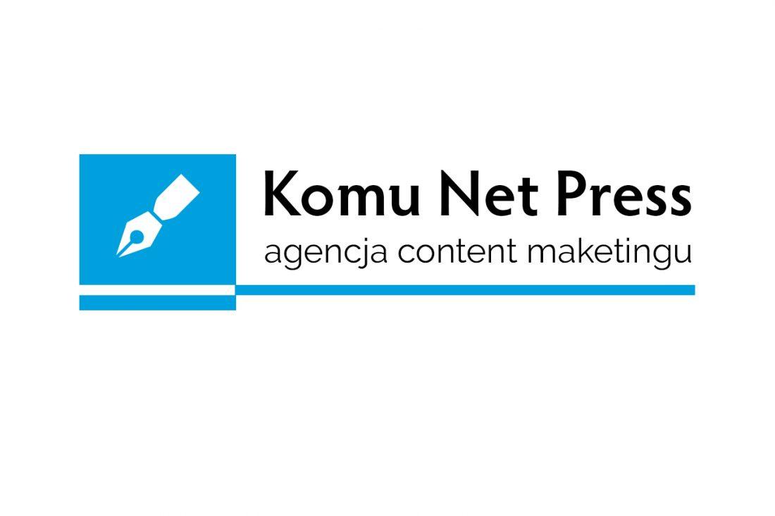 Komu Net Press agencja content marketingu logotyp