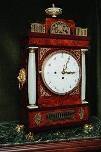 Zegar pałacowy / fot. arch autora