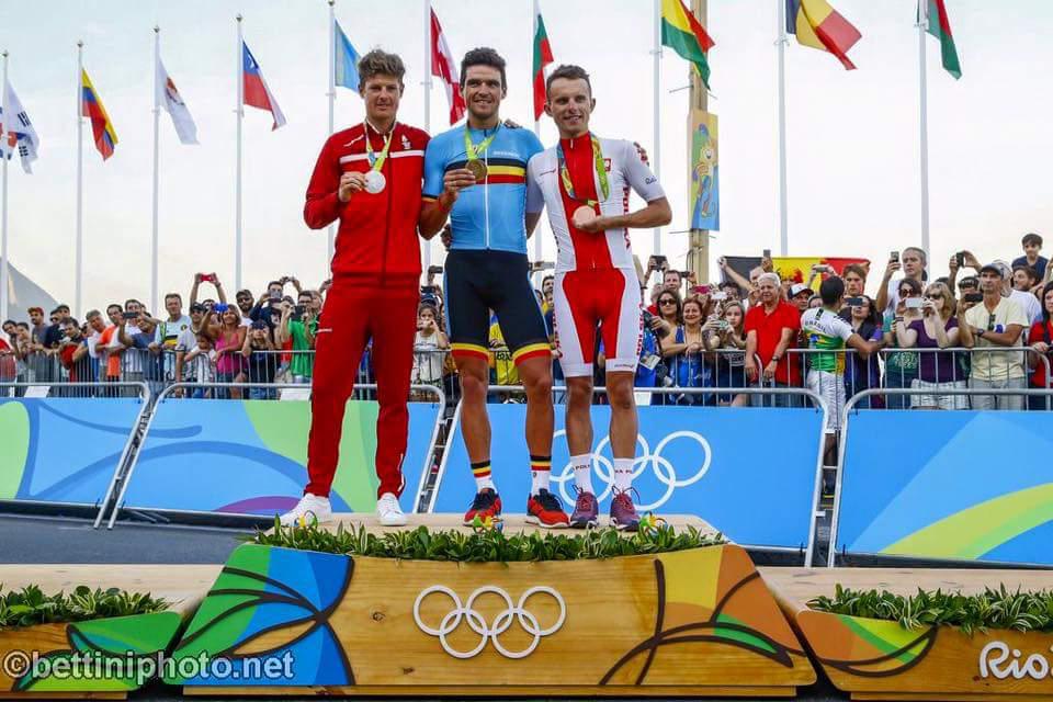 Rafał Majka brązowym medalistą Igrzysk Olimpijskich, Rio De Janeiro 2016!