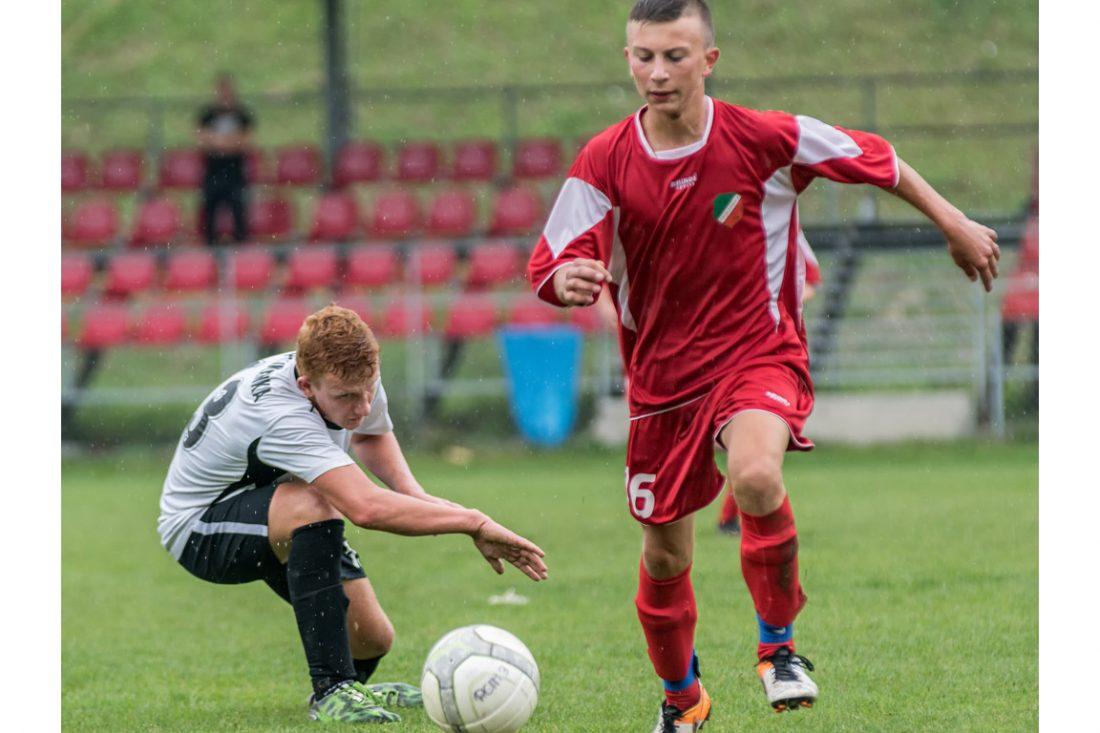 Junior Pcimianka - Krakus / fot. WLKS Krakus sekcja piłkarska