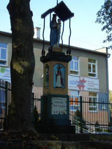 Kapliczka na ul. Juliusza Osterwy w Rajsku