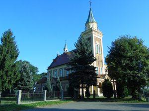Kościół w Kosocicach na szlaku Via Regia / fot. arch. własne autora