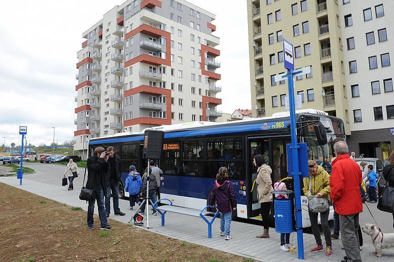 Nowe zasady wprowadzania darmowej komunikacji miejskiej fot. Wiesław Majka