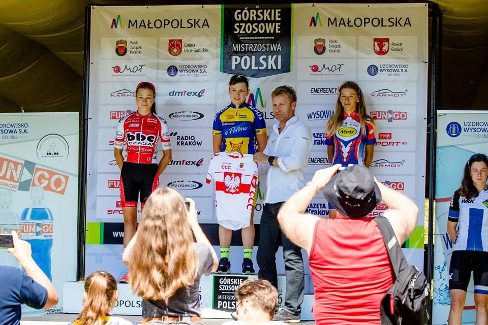 WLKS Krakus sekcja-kolarska Martina Stecka