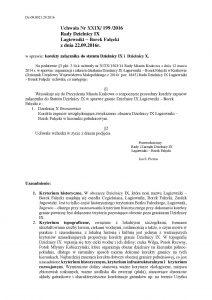 Projekt uchwały Rady Dzielnicy IX z dnia 22.09.2016 r. (s.1)