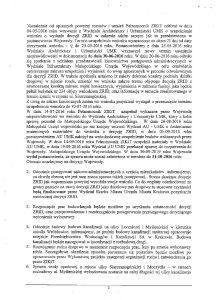 Pismo ZIKiT ws. ul. Myślenickiej s. 2
