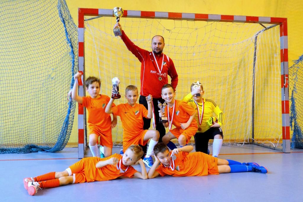 Turniej Kmita Cup – relacja trenera Maćka / fot. WLKS Krakus