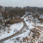 Łysa Góra rozjechana / fot. B. Cichoń