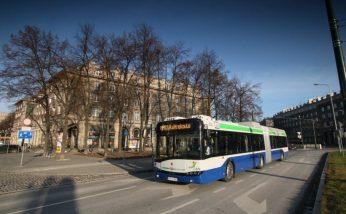 W poniedziałek 09 stycznia 2017 r. w Krakowie obowiązuje darmowa komunikacja miejska dla kierowców / fot. MPK Kraków