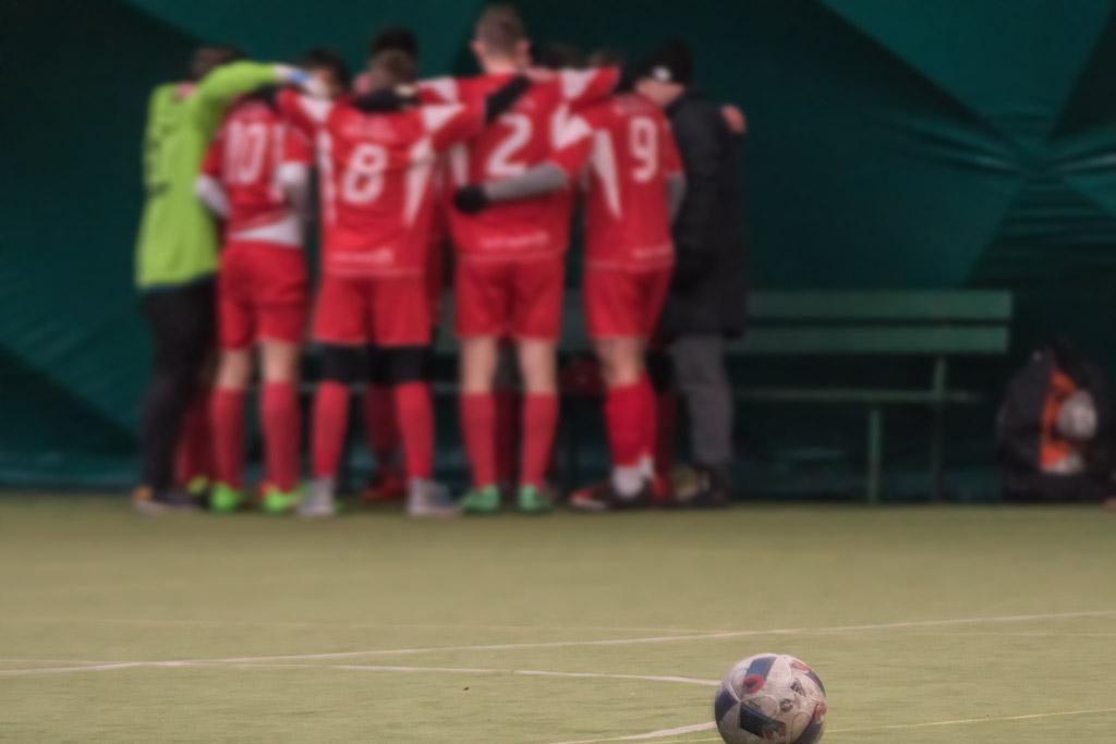 Halowe Mistrzostwa PPN Kraków / fot. WLKS Krakus
