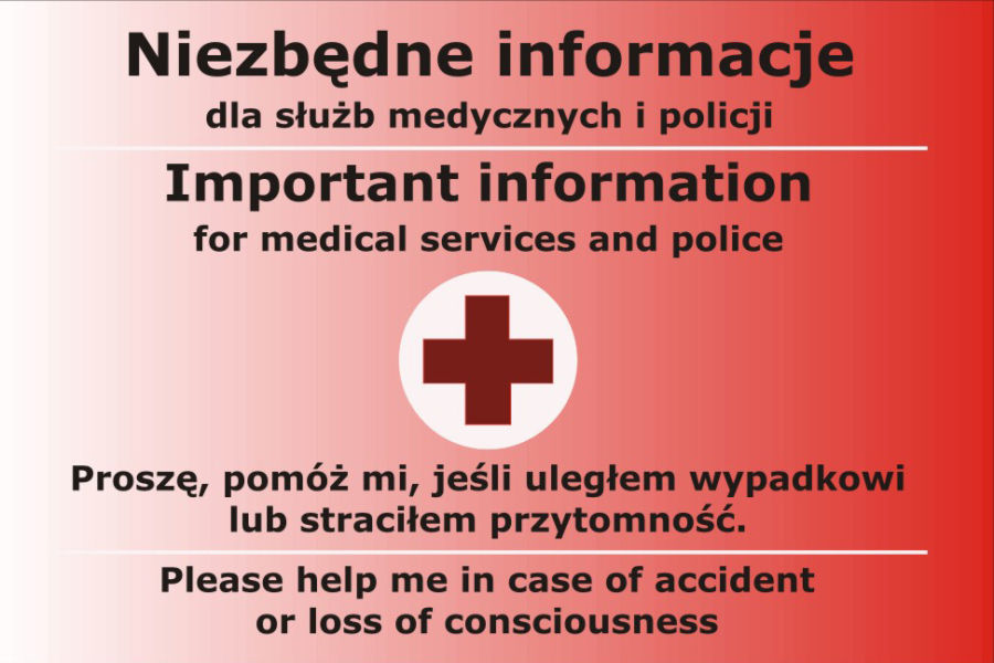Krakowianie bezpieczniejsi z Kartą Info-Med
