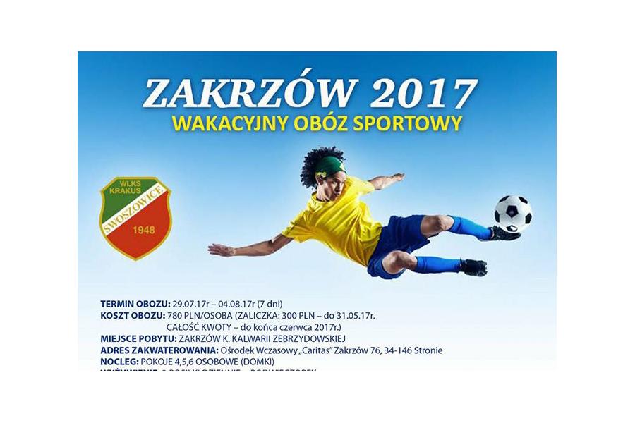 Obóz Zakrzów WLKS Krakus