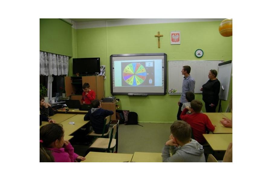 Spotkanie z astronomią w Szkole Podstawowej nr 43 w Krakowie