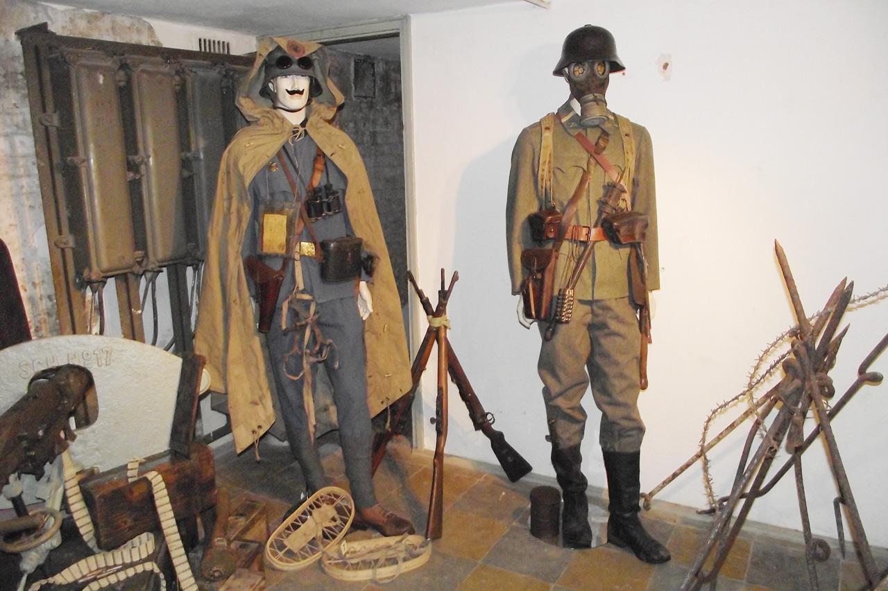 Wyposażenie armii austro-węgierskiej