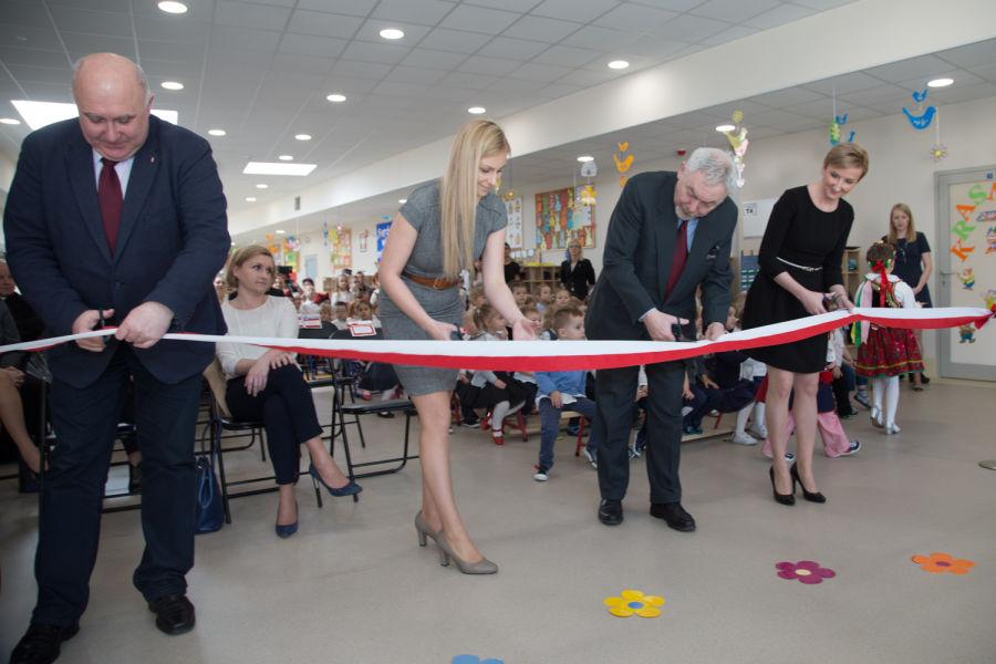 Nowe przedszkole na Klinach