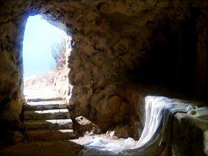 Pusty Grób Jezusa