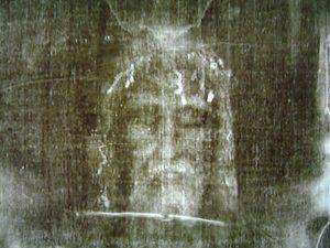 Twarz Jezusa z Całunu Turyńskiego