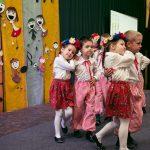 """IV Przegląd Artystyczny Przedszkoli """"Roztańczony Przedszkolak"""" - Kraków Północ i Południe / fot. ZSO nr 35"""
