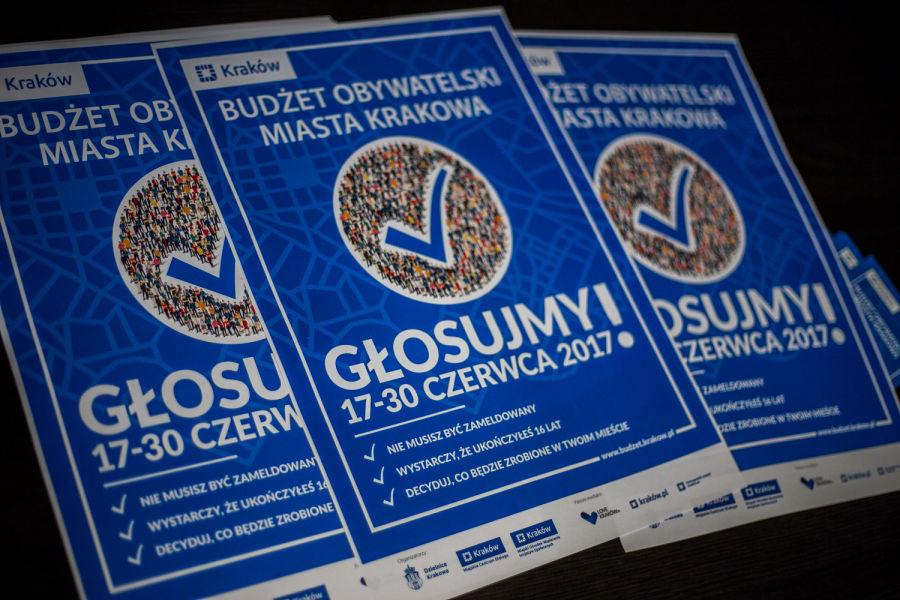 Budżet obywatelski: odliczamy dni do początku głosowania! / fot. Bogusław Świerzowski