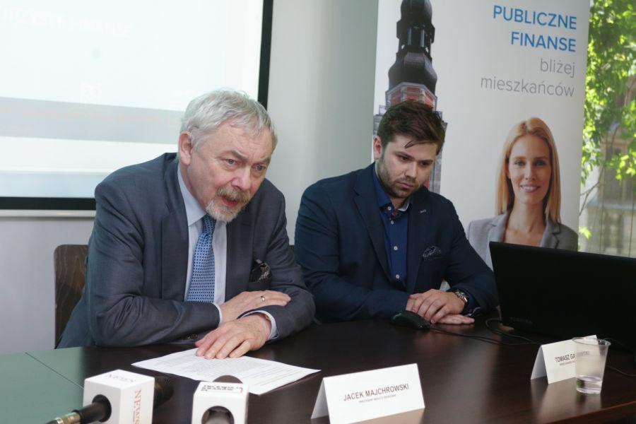 Wejdź na Przejrzyste Finanse / fot. Bogusław Świerzowski