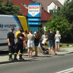 Tour de Pologne - start ostry w Swoszowicach / fot. SPI