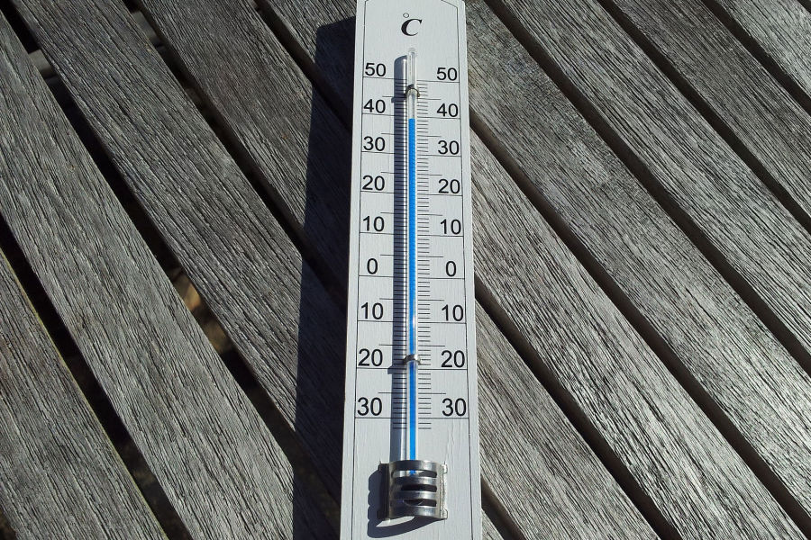 Gorące dni w Krakowie. Uważajmy na upały!