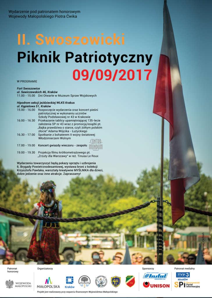 II Swoszowicki Piknik Patriotyczny 2017