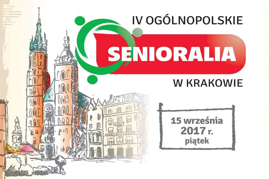IV Ogólnopolskie Senioralia w Krakowie