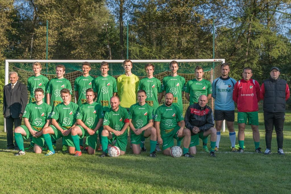 Startujemy z nowym sezonem / WLKS Krakus