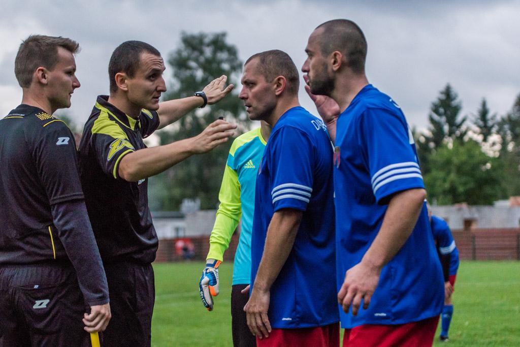 Dobry początek sezonu / WLKS Krakus sekcja piłkarska