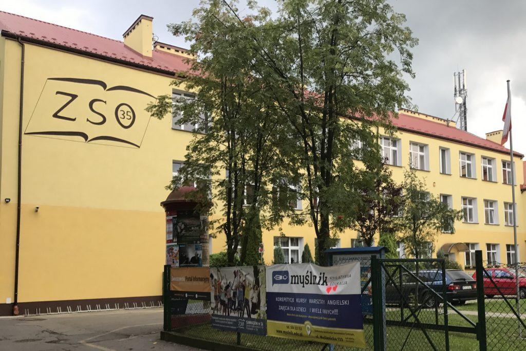 ZSO nr 35 w Krakowie Wróblowicach