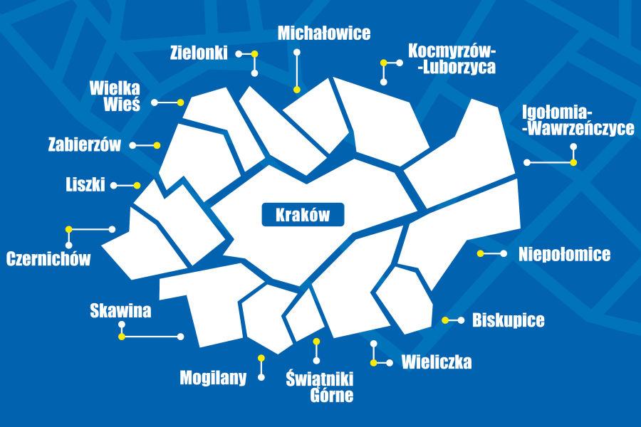 Gminy Metropolii Krakowskiej razem w walce o poprawę jakości powietrza
