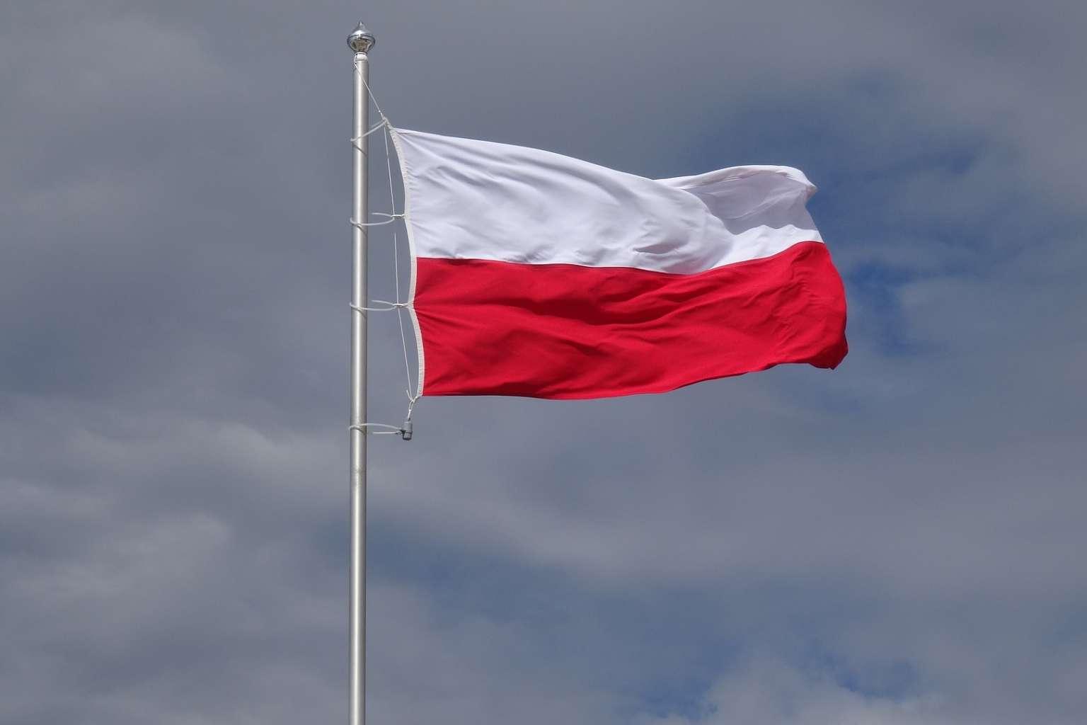 flaga Polski / fot. Pixabay