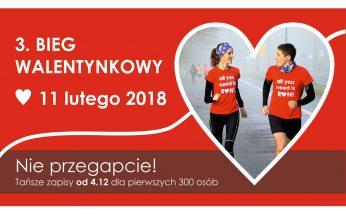 Bieg Walentynkowy 2018